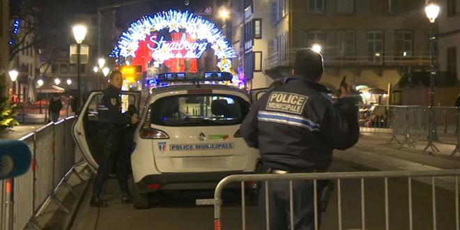 Fusillade de Strasbourg : décès d'une troisième personne