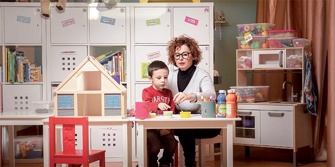 Les enfants autistes peuvent devenir des adultes intégrés