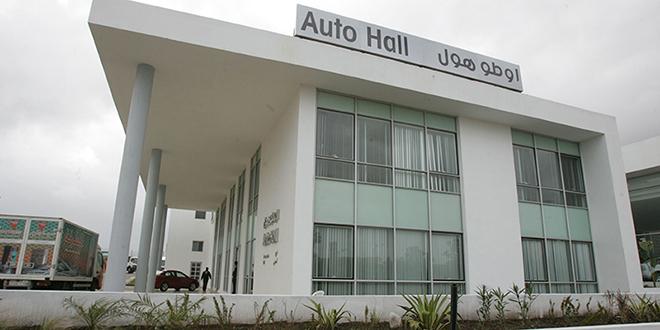 Auto Hall impacté par la conjoncture