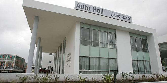 Auto Hall améliore ses ventes