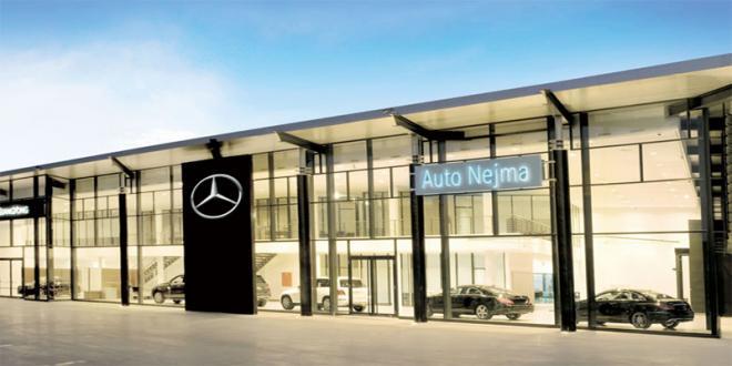 Auto Nejma résiste à la conjoncture