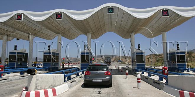 Meknès : La gare de péage de l'échangeur Est passe à 10 voies