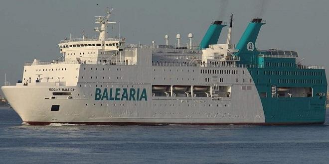 Balearia: Dernière opération de rapatriement des Espagnols du Maroc