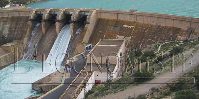 Nord : Grosse baisse des retenues des barrages
