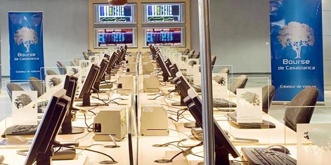 Bourse de Casablanca: Baisse de 50% des échanges au T3