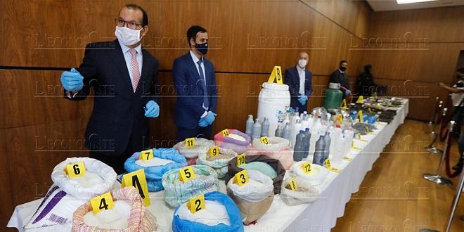Cellule terroriste démantelée: Le procureur du Roi explique