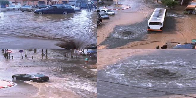 Berkane: Un programme d'urgence contre les inondations