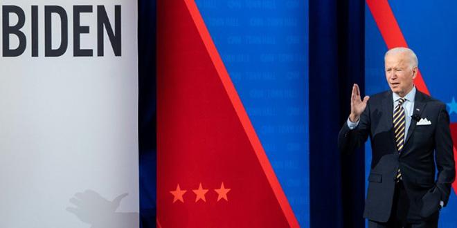 Covid-19: Biden signe le Plan de secours américain