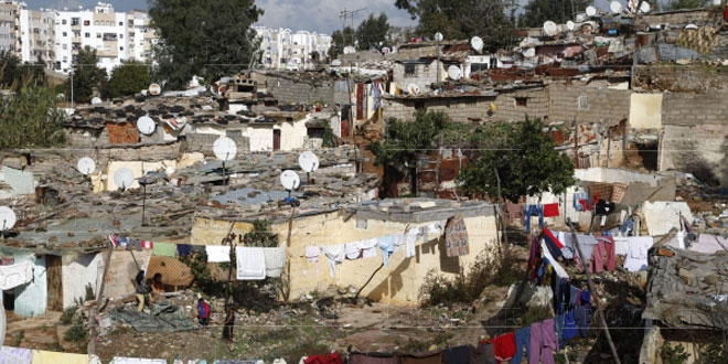 Villes sans bidonvilles: Près de 40.000 familles à reloger