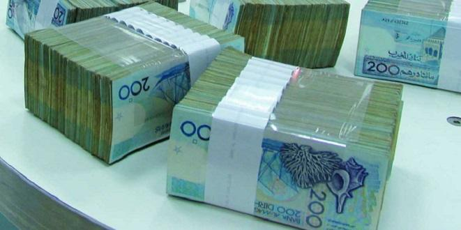 Forte hausse de la destruction des billets de banque