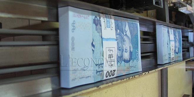 Le besoin de liquidité s'atténue en janvier