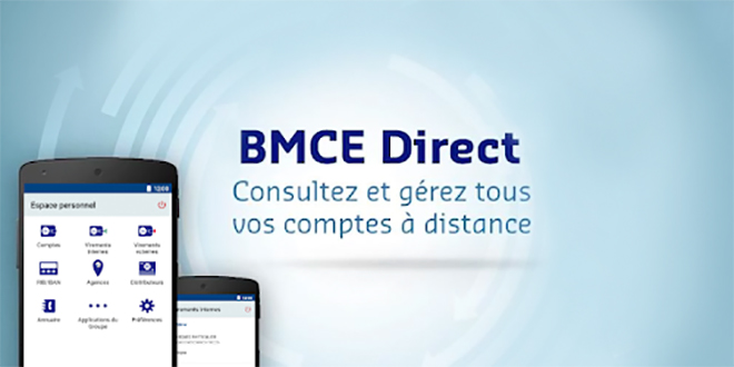BOA: Nouvelle version de « BMCE Direct »
