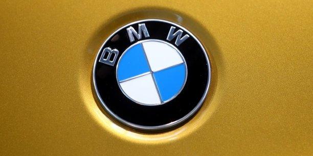 BMW rappelle plus d'un million de voitures