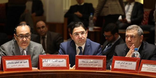 Guerguarate : Le Maroc fait monter la température