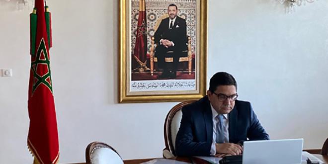 Libye: Bourita s'entretient avec l'envoyé spécial du SG de l'ONU