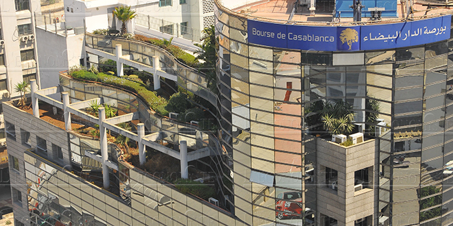 La Bourse de Casablanca débute en léger retrait