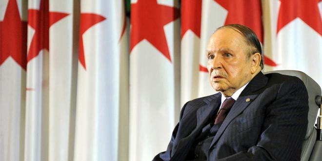 Bouteflika à Genève