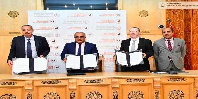 Partenariats stratégiques entre BP Marrakech Béni Mellal et FCE