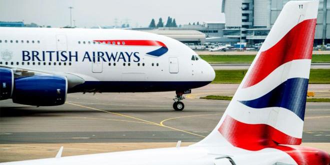 British Airways suspend ses vols vers Le Caire