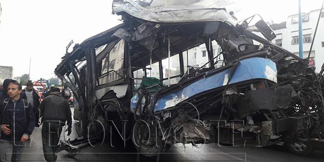 Accident de Bus: Les précisions de M'dina Bus