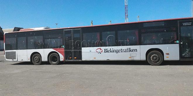 Casablanca: Les bus d'occasion réceptionnés