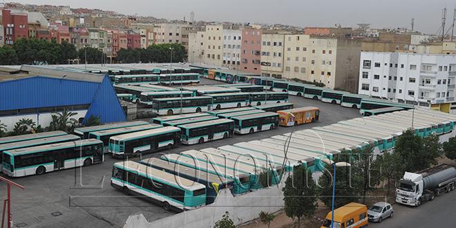 Casablanca : La ville décide de ne pas proroger le contrat de M'dina Bus