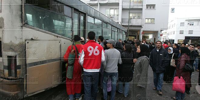 Transport public : Opération coup de poing des gendarmes à Rabat