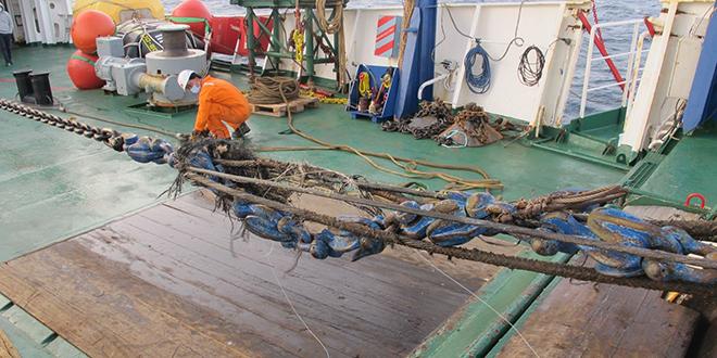 Maroc Telecom/ Câble sous marin: Fin des travaux de maintenance