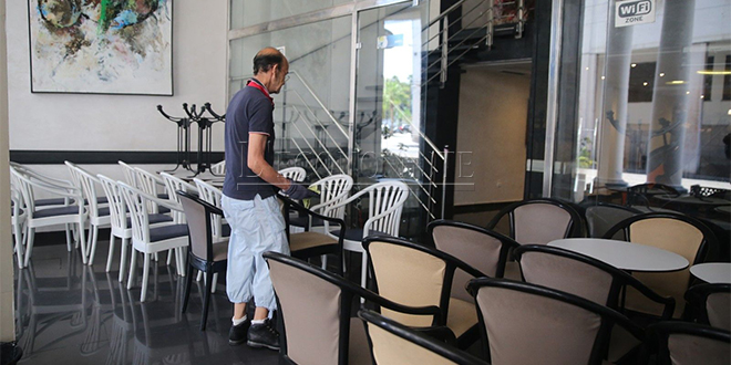 Cafetiers/Restaurateurs: Pourquoi ils refusent la reprise?