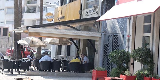 Cafés, restos, hammams... fermés aujourd'hui