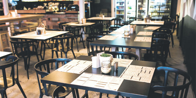 Cafés et commerces: Les fermetures se poursuivent