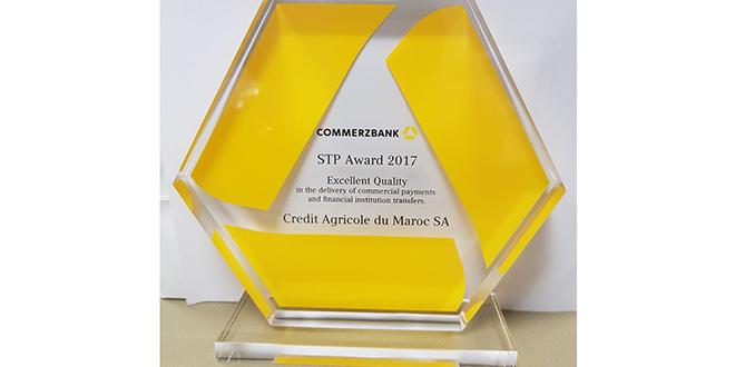 CAM primé par Commerzbank