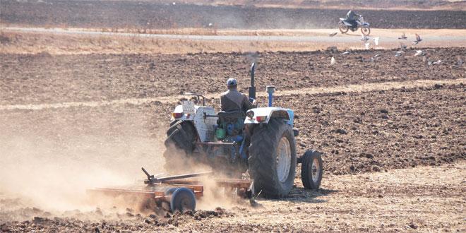 Démarrage de la campagne agricole sous de bons auspices