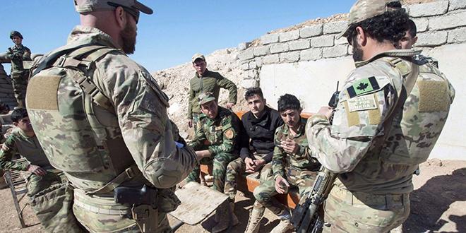 Le Canada n'assiste plus les forces kurdes en Irak