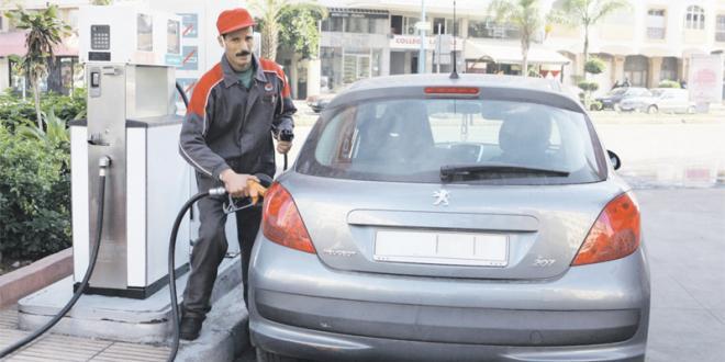 Hausse des prix des carburants en janvier