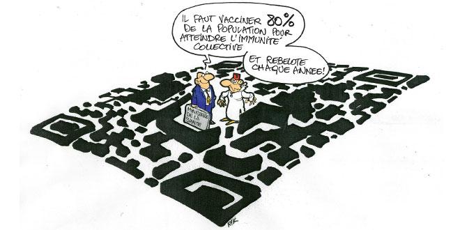 Pass vaccinal: Pourquoi Aït Taleb ne cède pas
