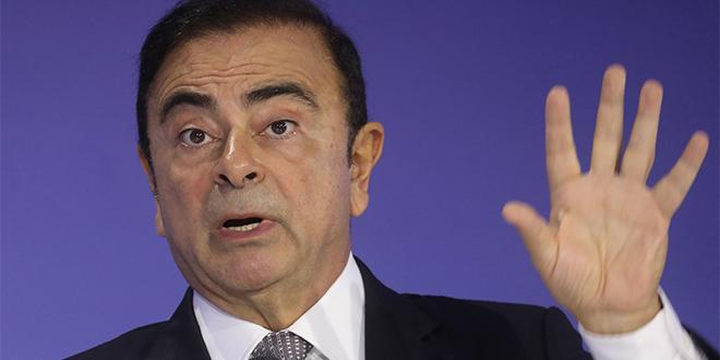 Nissan : Carlos Ghosn bientôt démis de ses fonctions