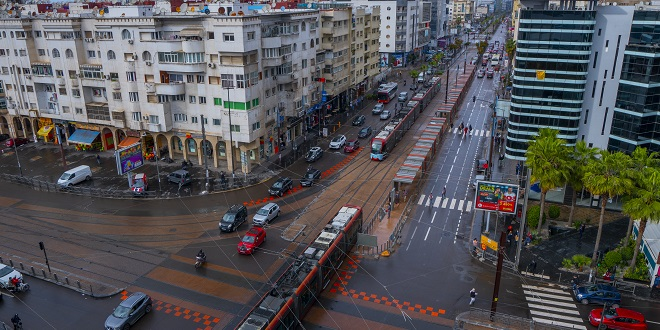 Tramway de Casa: Un passage de correspondance pour renforcer la sécurité