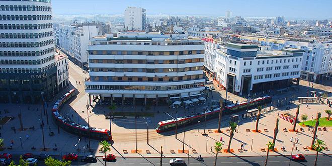 Casablanca lance son application mobile