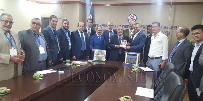 La CCIS Fès-Meknès prospecte à Jakarta