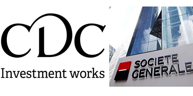 Le Groupe CDC et Société Générale scellent un accord pour dynamiser le commerce en Afrique
