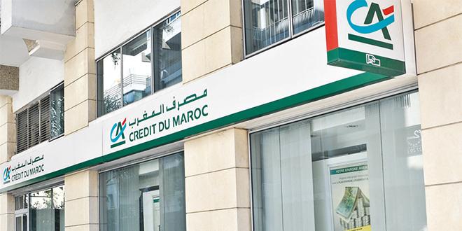 Dividendes: Crédit du Maroc précise