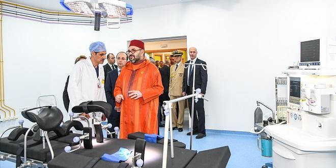 Rabat : Un nouveau centre médical de proximité voit le jour