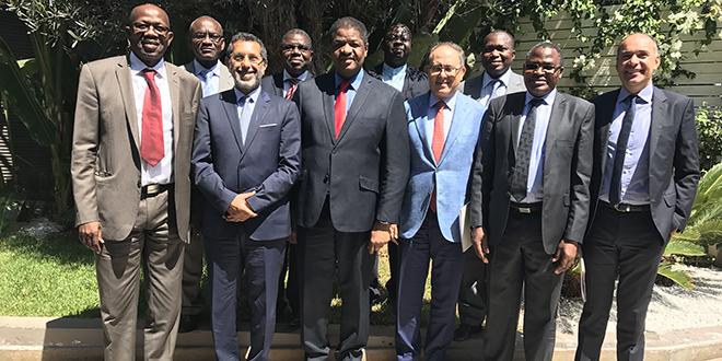 La commission de la CEDEAO chez le patronat