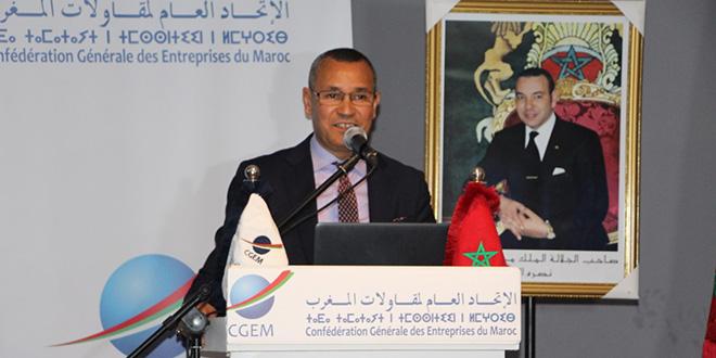 CGEM/ Drâa-Tafilalet: Abdellatif El Ansari et Lhoussaine Naceri élus