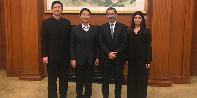 Coopération maroco-chinoise : la CGEM à Pékin