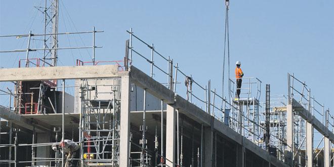 Construction: Hausse d'activité au T1?