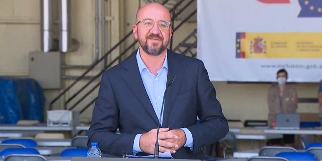 Maroc-UE: Charles Michel salue la teneur du discours royal