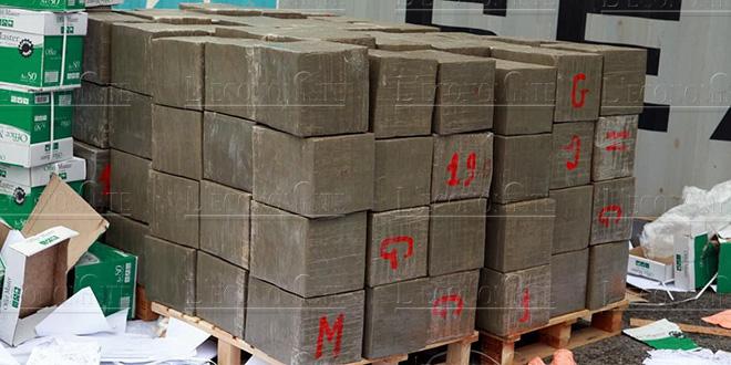 Agadir: saisie de 2,230 tonnes de Chira (DGSN)