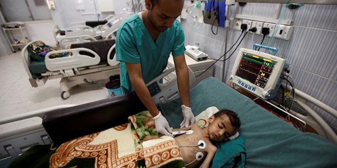 Yémen: le choléra dépasse la barre d'un million